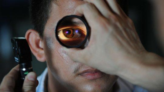 Temeljiti okulistični pregledi