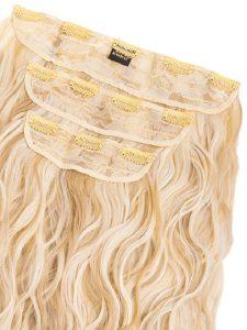 Lasni podaljški se pomešajo med naše lase in jih dopolnjujejo