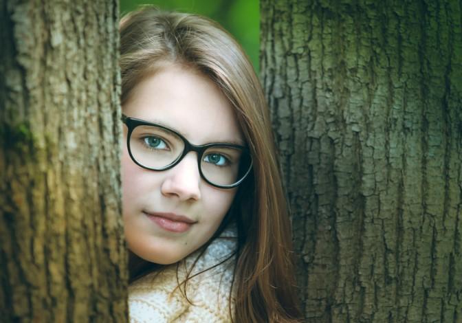 Dobra korekcijska očala so odličen pripomoček