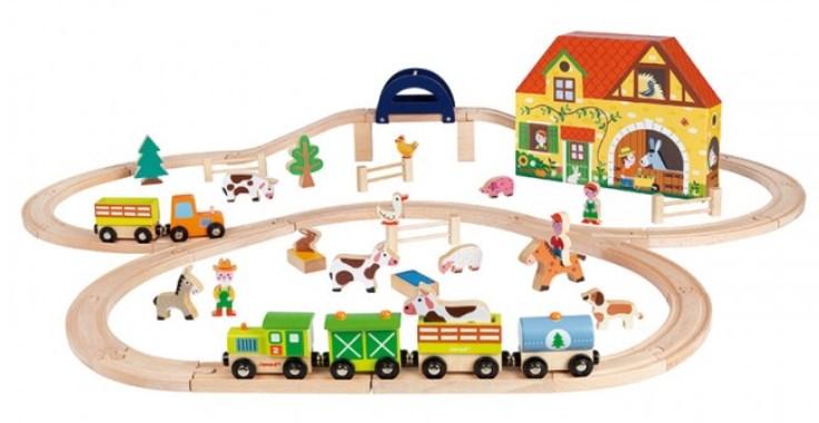 Premišljeno zasnovane otroške igrače